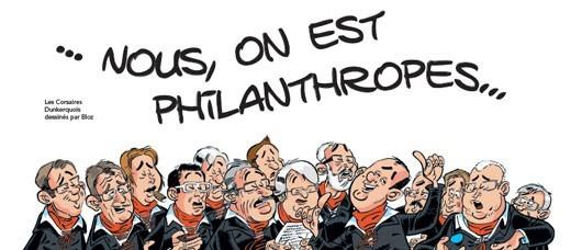 Tous philanthropes !